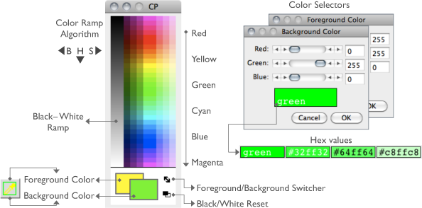 how to change color of boxes in table google docs