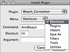 ImageJ User Guide - IJ 1 46r | Plugins Menu